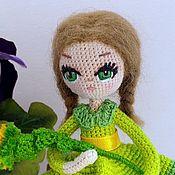 Портретная кукла ручной работы. Ярмарка Мастеров - ручная работа Куколка Татьянка. Handmade.