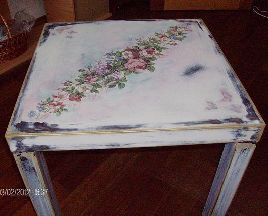 Мебель ручной работы. Ярмарка Мастеров - ручная работа. Купить Журнальный столик. Handmade. На заказ, ручная работа, эксклюзив