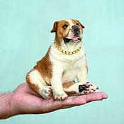 Куклы и игрушки ручной работы. Ярмарка Мастеров - ручная работа Дорогая, я уменьшил собаку!. Handmade.