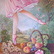 """Картины и панно ручной работы. Ярмарка Мастеров - ручная работа Картина """" плоды творчества"""". Handmade."""