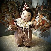 Куклы и игрушки ручной работы. Ярмарка Мастеров - ручная работа Обезьянка - символ года 2016 со скидкой. Handmade.