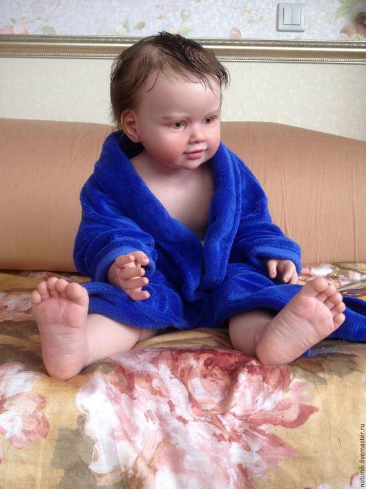 Куклы-младенцы и reborn ручной работы. Ярмарка Мастеров - ручная работа. Купить Денис-реборн. Handmade. Комбинированный, Молд