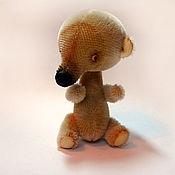 Куклы и игрушки ручной работы. Ярмарка Мастеров - ручная работа Мишка Марти. Handmade.