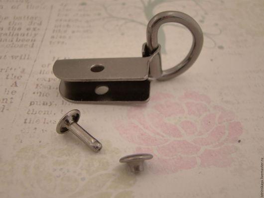 Другие виды рукоделия ручной работы. Ярмарка Мастеров - ручная работа. Купить Ручкодержатель для сумки 5810 блэк никель. Handmade.