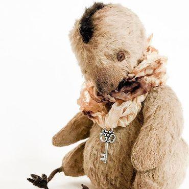 Куклы и игрушки ручной работы. Ярмарка Мастеров - ручная работа Тедди Цыпленочек. Handmade.
