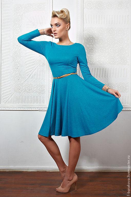 """Нарядное платье-солнце """"Алиса"""" прекрасно подходит для торжественных случаев и на каждый день. В наличии имеются размеры 42-44-46-48-50, а также другие цветовые варианты ткани и ткани с орнам"""