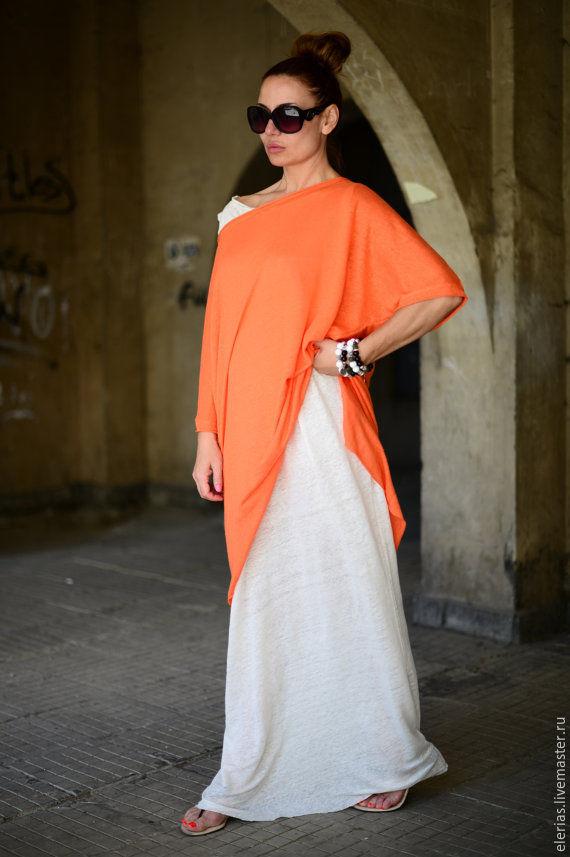 to buy a dress. Dress linen. Cotton dress. Dress for summer.