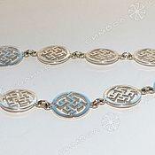 handmade. Livemaster - original item Bracelet Flower Of The Fern. Handmade.