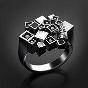 Украшения handmade. Livemaster - original item Ring: Army of One. Handmade.
