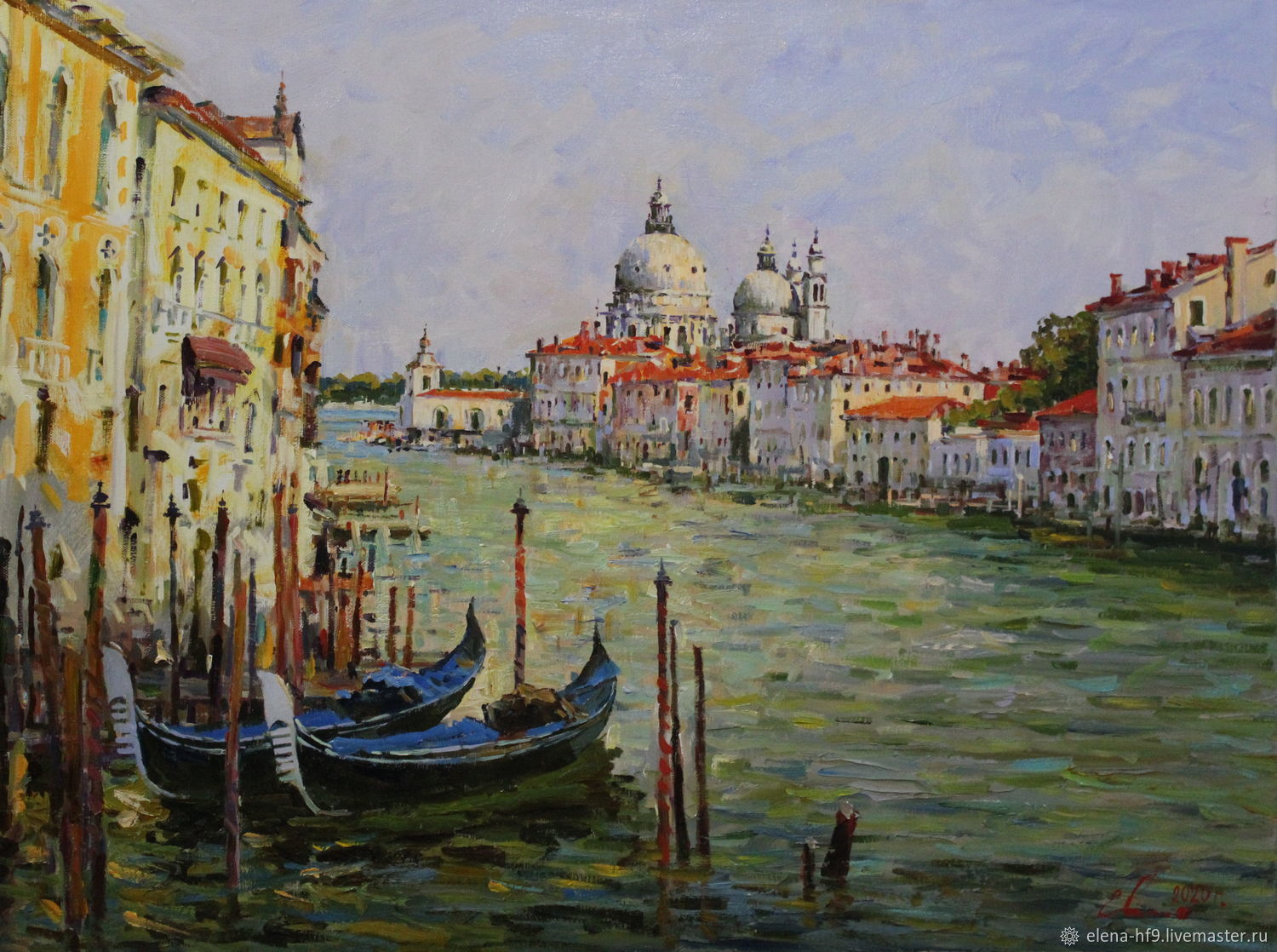 Painting Venice, Pictures, St. Petersburg,  Фото №1