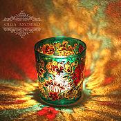 Для дома и интерьера handmade. Livemaster - original item Candle holder