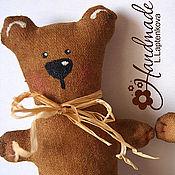 Куклы и игрушки ручной работы. Ярмарка Мастеров - ручная работа Пряные медведи. Handmade.