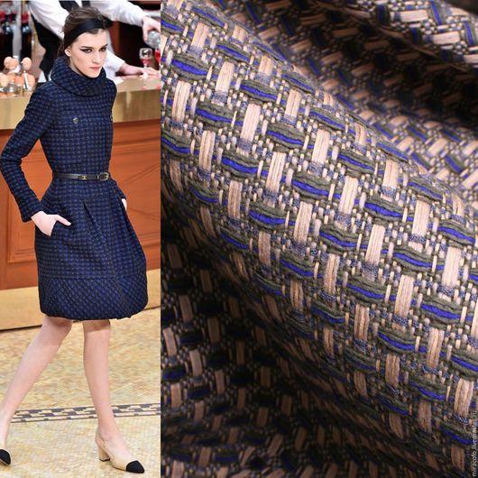 Шитье ручной работы. Ярмарка Мастеров - ручная работа. Купить Ткань Chanel, Ar-S435. Handmade. Платье, жакет