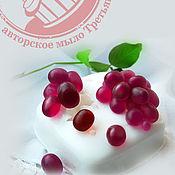 Косметика ручной работы. Ярмарка Мастеров - ручная работа Форма для мыла ручной работы Ветка винограда. Handmade.