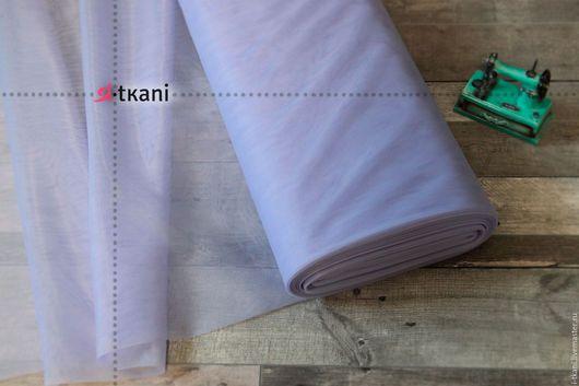 FTE07-600Фатин ЕВРО матовый. Цвет `Лаванда`.   Ширина 3м. 100% п/э. Плотность 18г/м2. Турция.