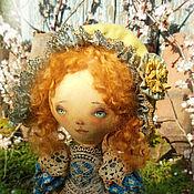 Куклы и игрушки ручной работы. Ярмарка Мастеров - ручная работа Моя весна.... Handmade.