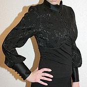 Одежда handmade. Livemaster - original item Jacquard Bolero. Handmade.