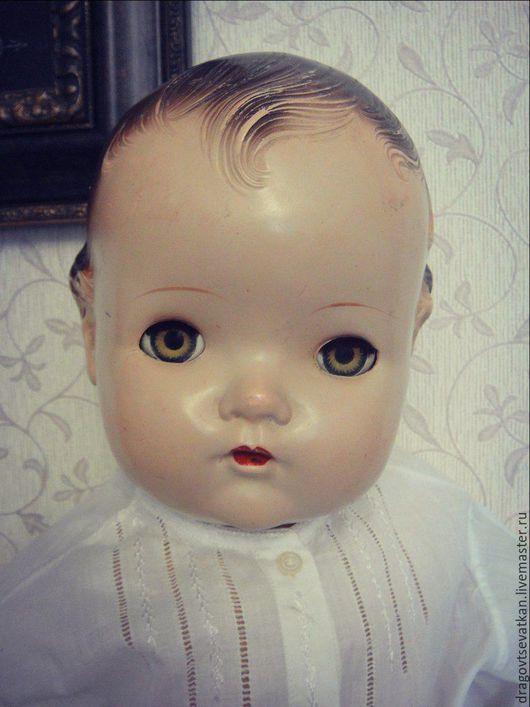 Винтажные куклы и игрушки. Ярмарка Мастеров - ручная работа. Купить Антикварная кукла Baby McGuffey от Madam Alexander. Handmade. Разноцветный