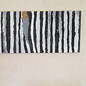 Картины и панно ручной работы. Ярмарка Мастеров - ручная работа Жизнь как она есть. Handmade.