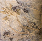 Аксессуары ручной работы. Ярмарка Мастеров - ручная работа Шелковый шарф Тени. Handmade.