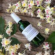 Косметика ручной работы handmade. Livemaster - original item Hydrolate natural Horse Chestnut (flowers). Handmade.