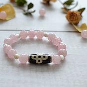 Bead bracelet handmade. Livemaster - original item A bracelet made of beads: Mystical charm bracelet