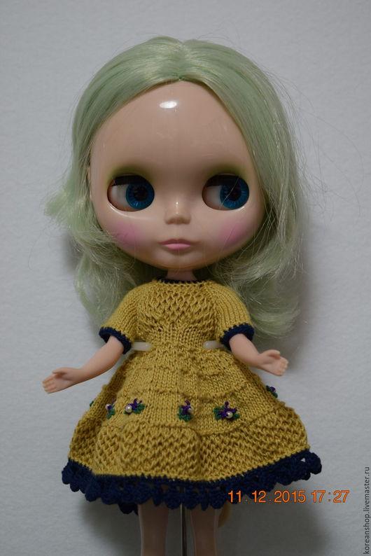 Одежда для кукол ручной работы. Ярмарка Мастеров - ручная работа. Купить PDF описание на Blythe. Handmade. Комбинированный, одежда, koreanshop