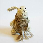 Куклы и игрушки ручной работы. Ярмарка Мастеров - ручная работа Игрушка Кролик. Handmade.