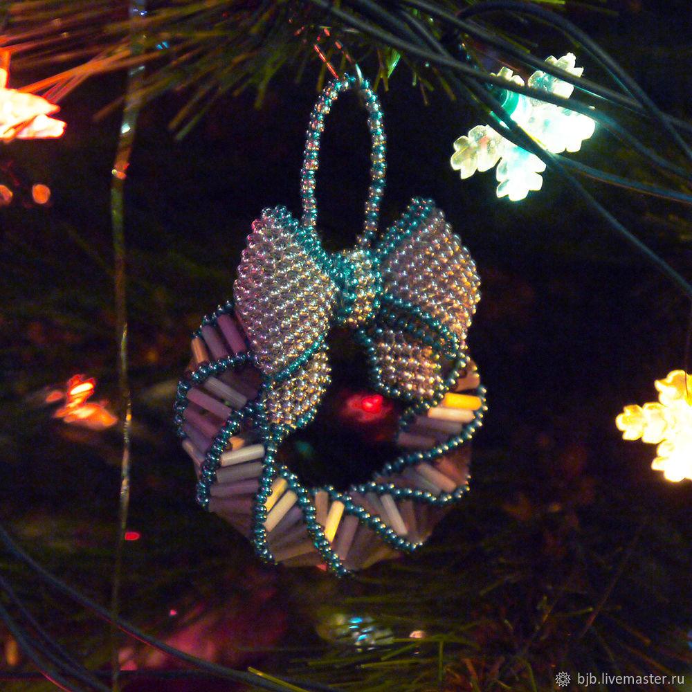 Christmas Tree Decoration, BCD1460207, Toys, Ahtubinsk,  Фото №1