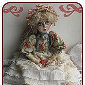 """Куклы и игрушки ручной работы. Ярмарка Мастеров - ручная работа кукла""""Эльжбетка"""". Handmade."""