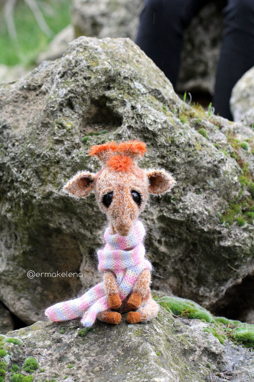 Girafe, Stuffed Toys, Sevastopol,  Фото №1