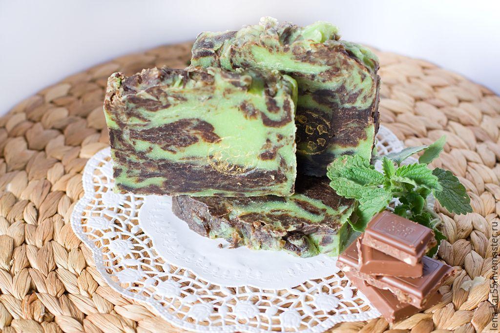 Шоколадное мыло мастер класс пошагово #4