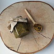 Цветы и флористика handmade. Livemaster - original item Young pine shoots with sugar.. Handmade.