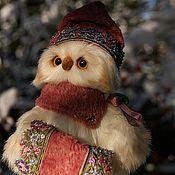Куклы и игрушки ручной работы. Ярмарка Мастеров - ручная работа Зимняя краса.... Handmade.