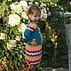 Одежда для девочек, ручной работы. Платье для девочки. Ирина Мажуга (Мультан) (MIRA060609). Ярмарка Мастеров. Платье для девочки, платьице