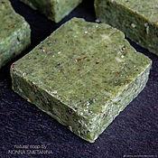 Косметика ручной работы handmade. Livemaster - original item Soap with seaweed