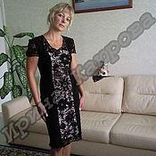 """Одежда ручной работы. Ярмарка Мастеров - ручная работа Платье с ирландским кружевом """"Шик"""". Handmade."""