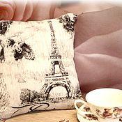 Сувениры и подарки ручной работы. Ярмарка Мастеров - ручная работа Подушки для авто. Ткань с принтом. Handmade.