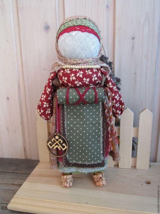 Народные куклы ручной работы. Ярмарка Мастеров - ручная работа. Купить Рожаница (Новгородская беременная). Handmade. Комбинированный, Беременность