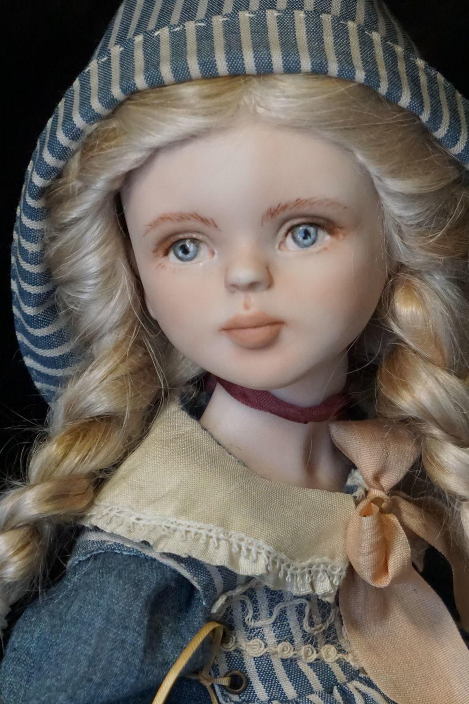 Китти. Шарнирная куколка, Куклы и пупсы, Москва,  Фото №1