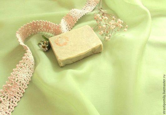 Мыло ручной работы. Ярмарка Мастеров - ручная работа. Купить Алое и Огурец натуральное мыло с нуля (лето зелёный свежесть). Handmade.