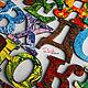 """Развивающие игрушки ручной работы. Ярмарка Мастеров - ручная работа. Купить Алфавит. буквы - магниты """"Волшебные буквы"""". Развивающие игры. Handmade."""