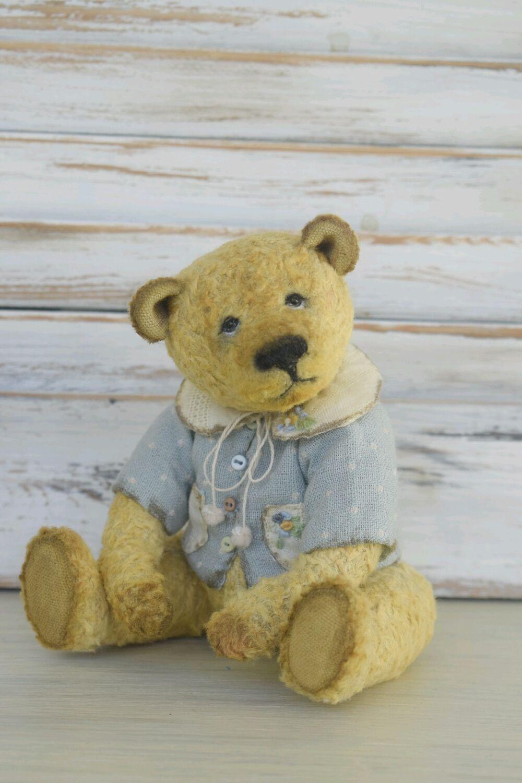 Teddy bear Senechka, Teddy Bears, Nizhny Novgorod,  Фото №1