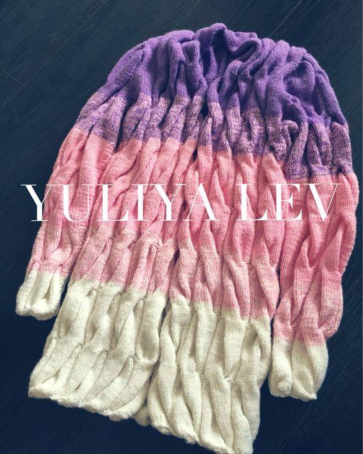Кофты и свитера ручной работы. Ярмарка Мастеров - ручная работа. Купить Кардиган от •YULIYA LEV•. Handmade. Рубан, кардиган женский
