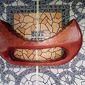 Материалы для творчества ручной работы. Ярмарка Мастеров - ручная работа Утюжок для наружного валяния войлока. Handmade.