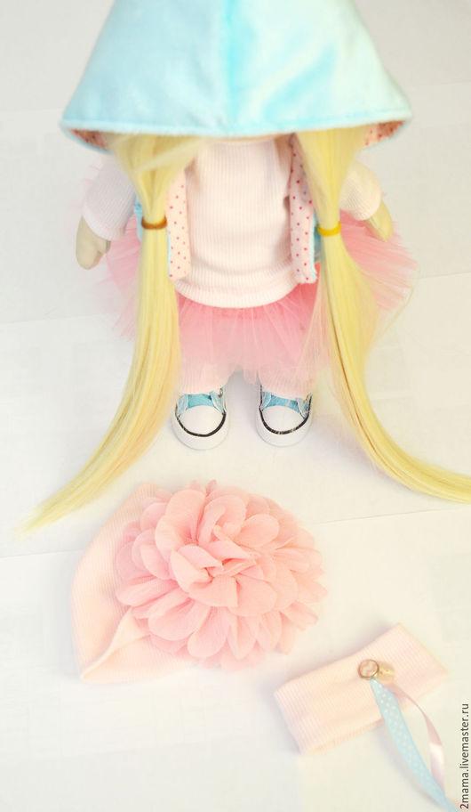 Интерьерные текстильные куклы ручной работы от Натильды.