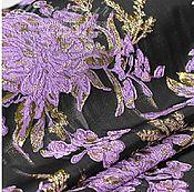 Ткани ручной работы. Ярмарка Мастеров - ручная работа Жаккард делюкс Франция. Handmade.