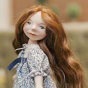 Куклы и игрушки ручной работы. Ярмарка Мастеров - ручная работа Вероника. Handmade.