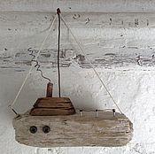 Для дома и интерьера ручной работы. Ярмарка Мастеров - ручная работа Fishboat. Handmade.