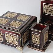 Для дома и интерьера handmade. Livemaster - original item Kit for Cabinet mahogany. Handmade.